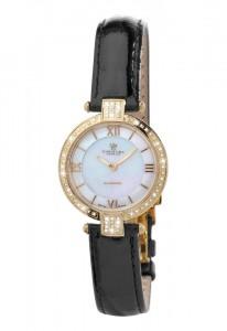 ceas-de-dama-christina-london-135-2gwbl-swiss-made-auriu-curea-de-piele-66-diamante