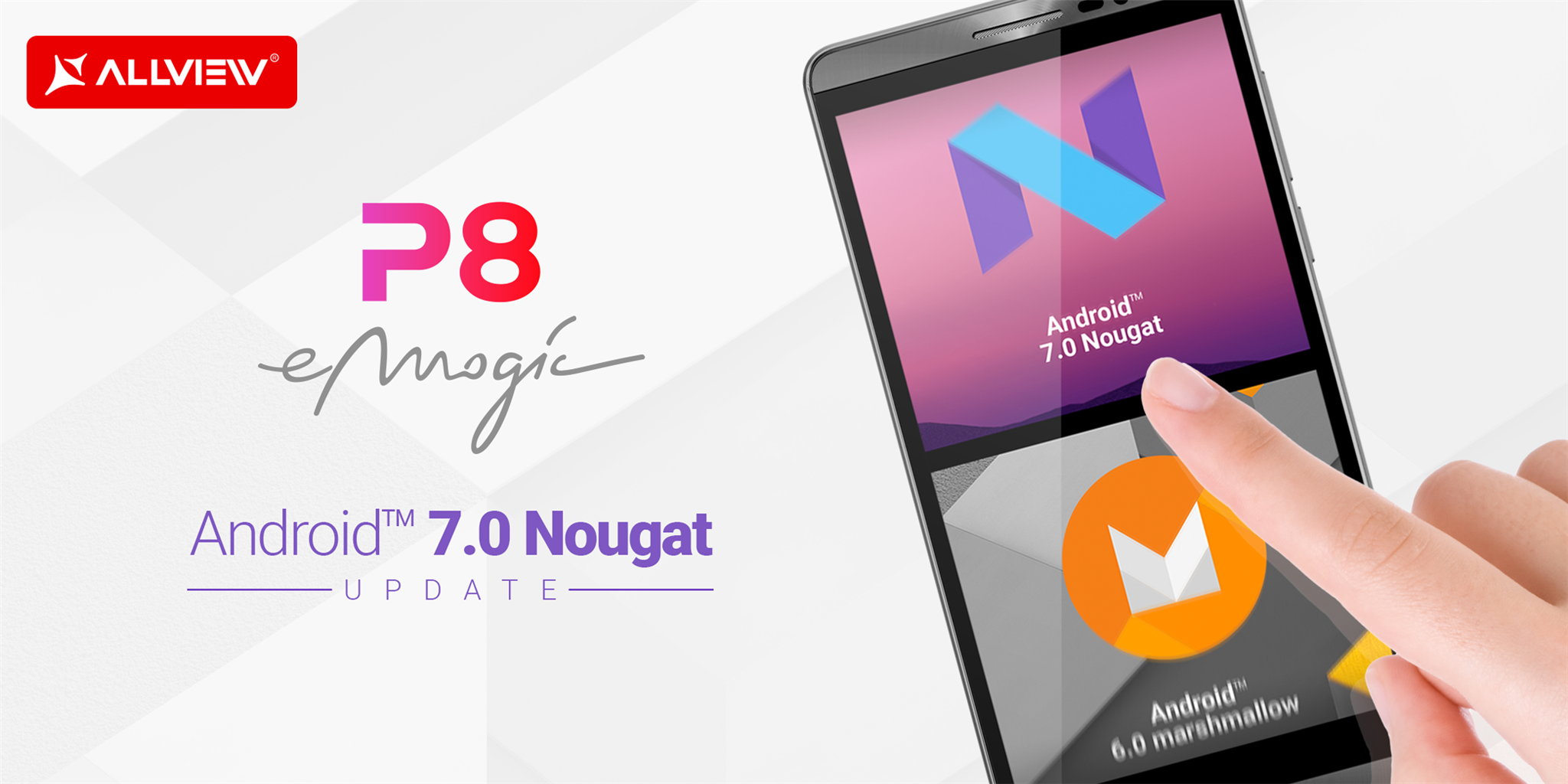 Android™ 7.0 Nougat (1)