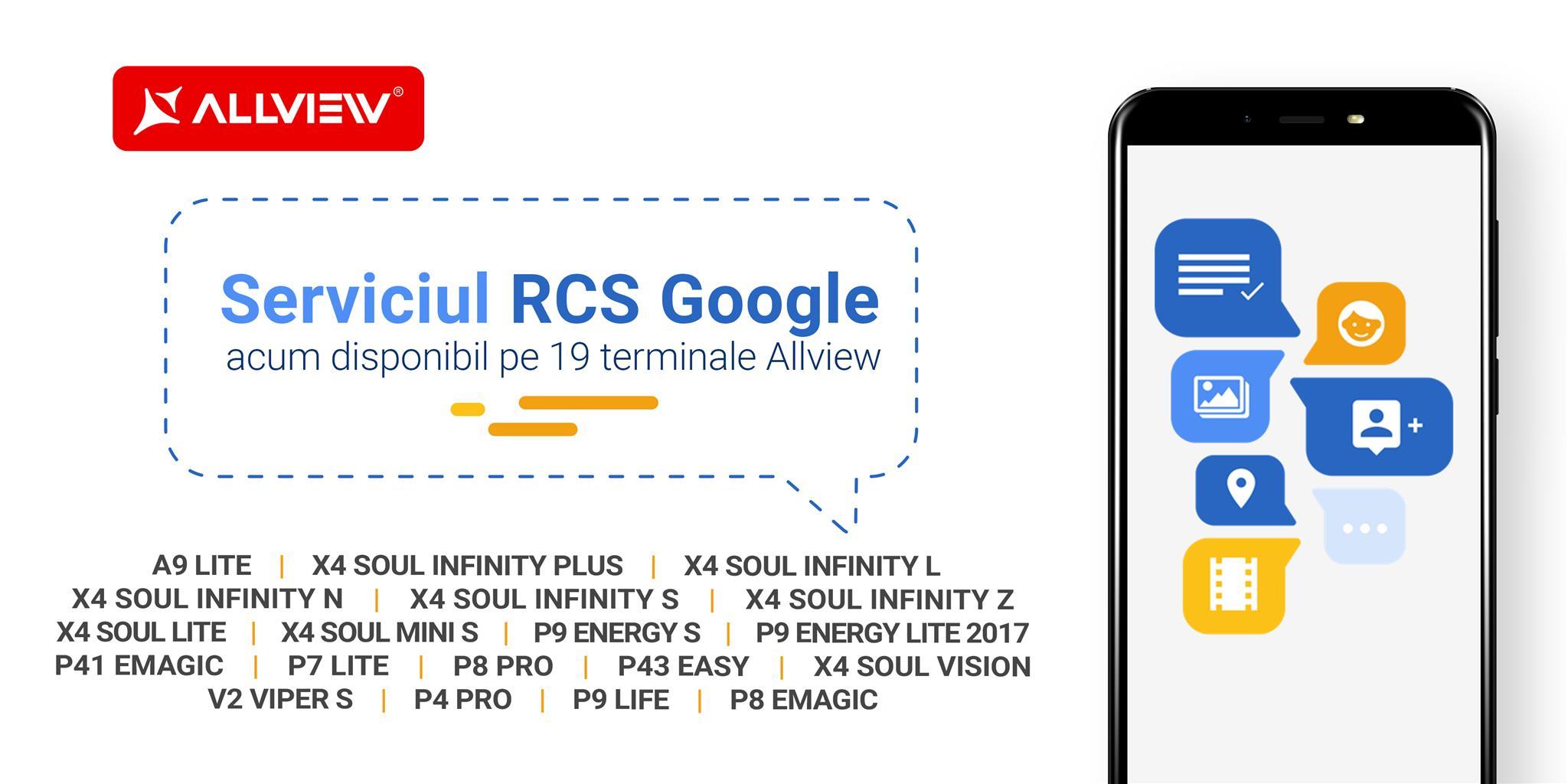 RCS Google_Allview